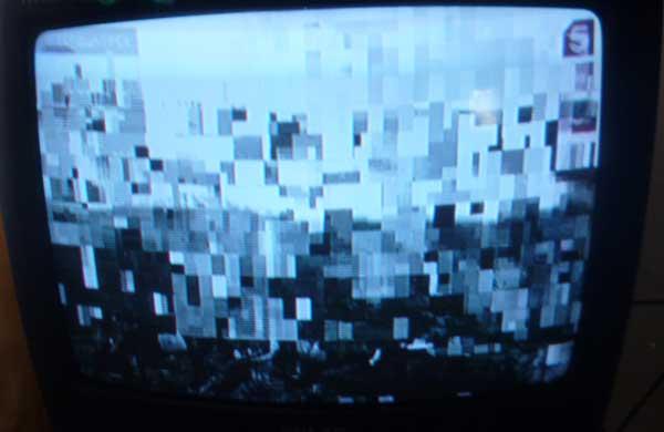 Плохой сигнал цифрового телевидения