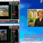 интерфейс программы для DVB-T2