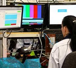 Работа по введению второго мультиплекса цифрового телевидения