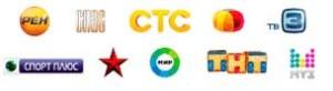 2 пакет каналов РТРС