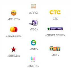каналы второго мультиплекса в Волгоградской области