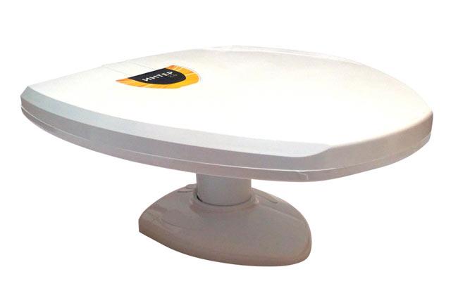Комнатная антенна с усилителем РЭМО ИНТЕР 2.0 с усилением 42 Дб