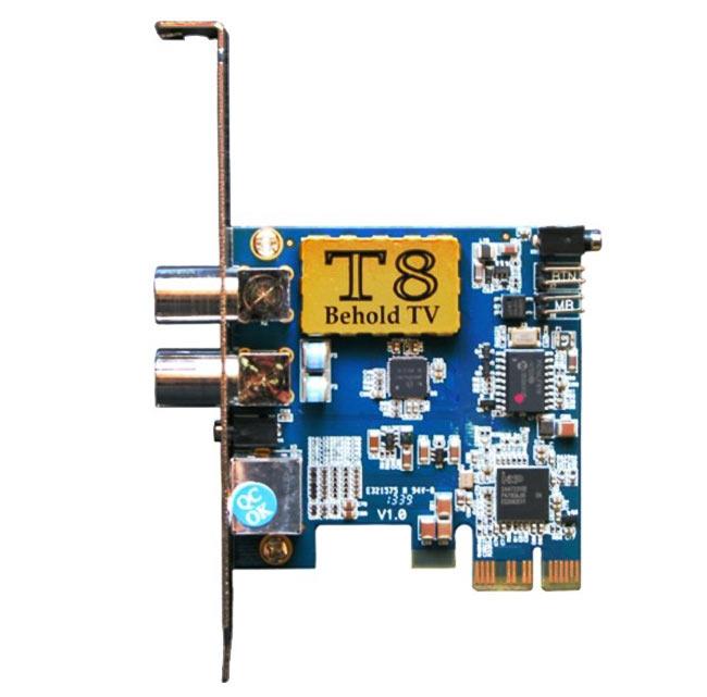 тюнер Behold TV T8